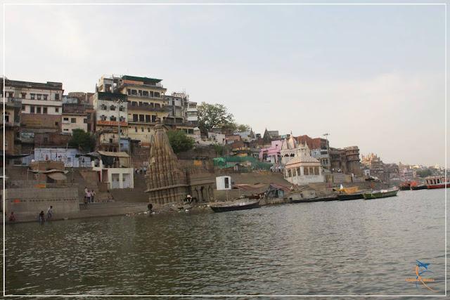Scindia Ghat Varanasi
