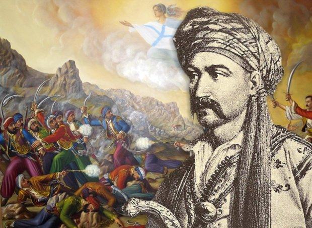 18 Μαΐου 1821: Σαν σήμερα η μάχη των Δολιανών που έδωσε στον Νικηταρά το προσωνύμιο «Τουρκοφάγος»