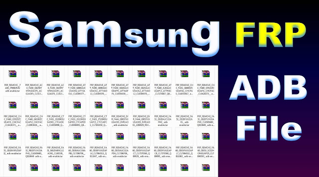 SAMSUNG ADB FILES LATEST UPDATED 2019 163 item File Free Download BY Jonaki TelecoM