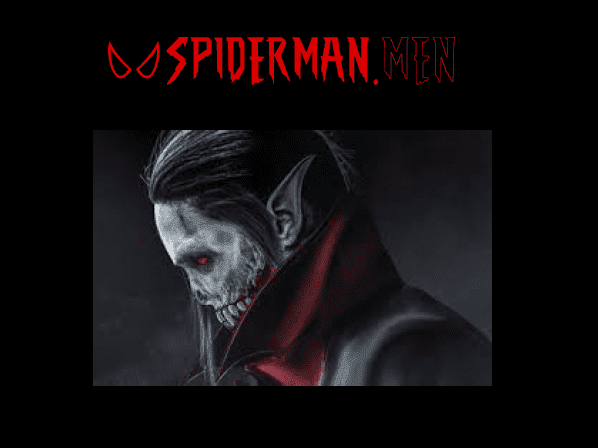 Película Morbius