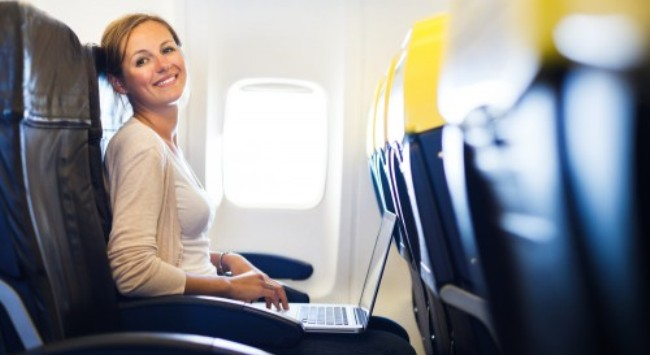 إرشادات صحية أثناء الطيران