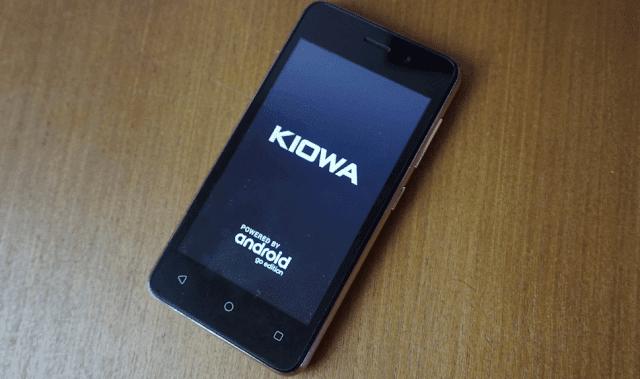 Flash Kiowa X4 Cristal Oreo 8.1.0 طريقة تفليش كيوا