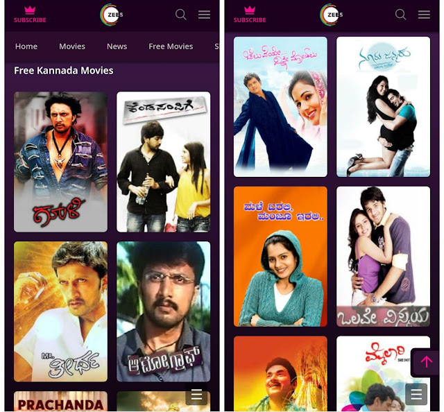 Watch Best Free Kannada Movies on ZEE5