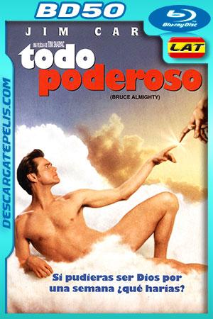 Todopoderoso (2003) 1080p BD50 Latino – Ingles