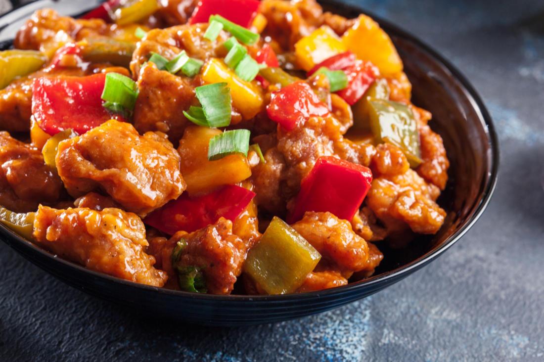 طريقة تحضير دجاج سيشوان الصيني بالمنزل