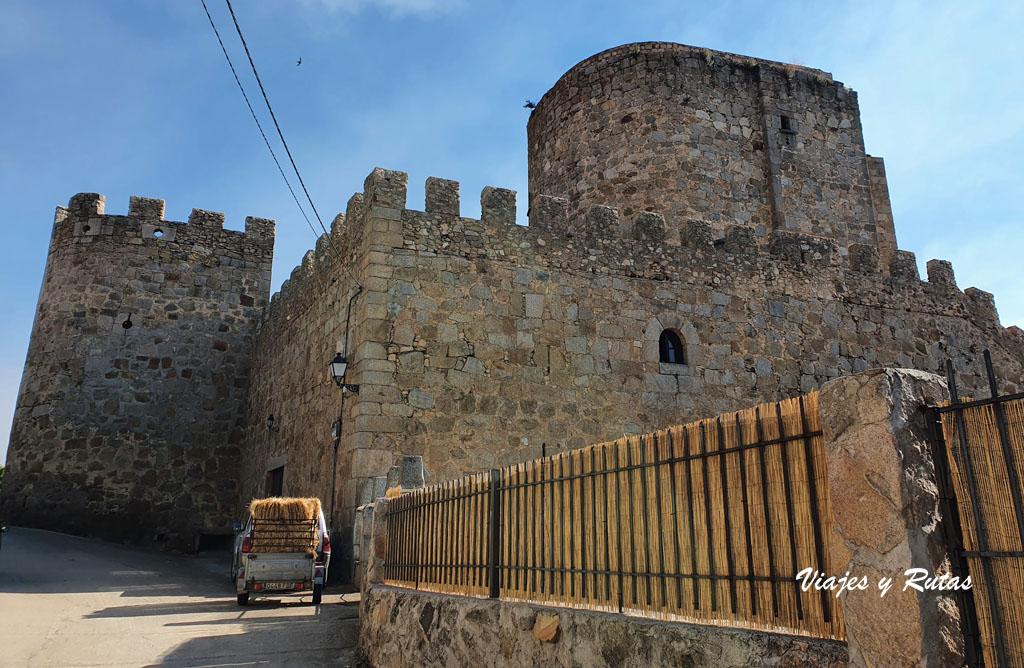 Qué ver en Puente del Congosto: castillo