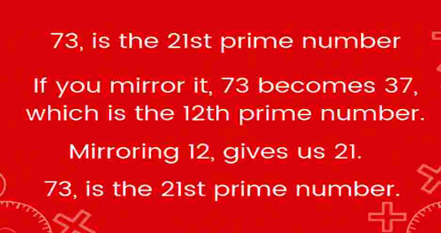 What is the 21st Prime number?