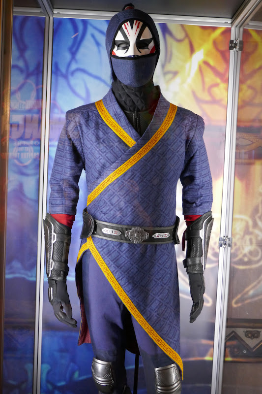 Death Dealer movie costume Shang-Chi and the Legend of the Ten Rings