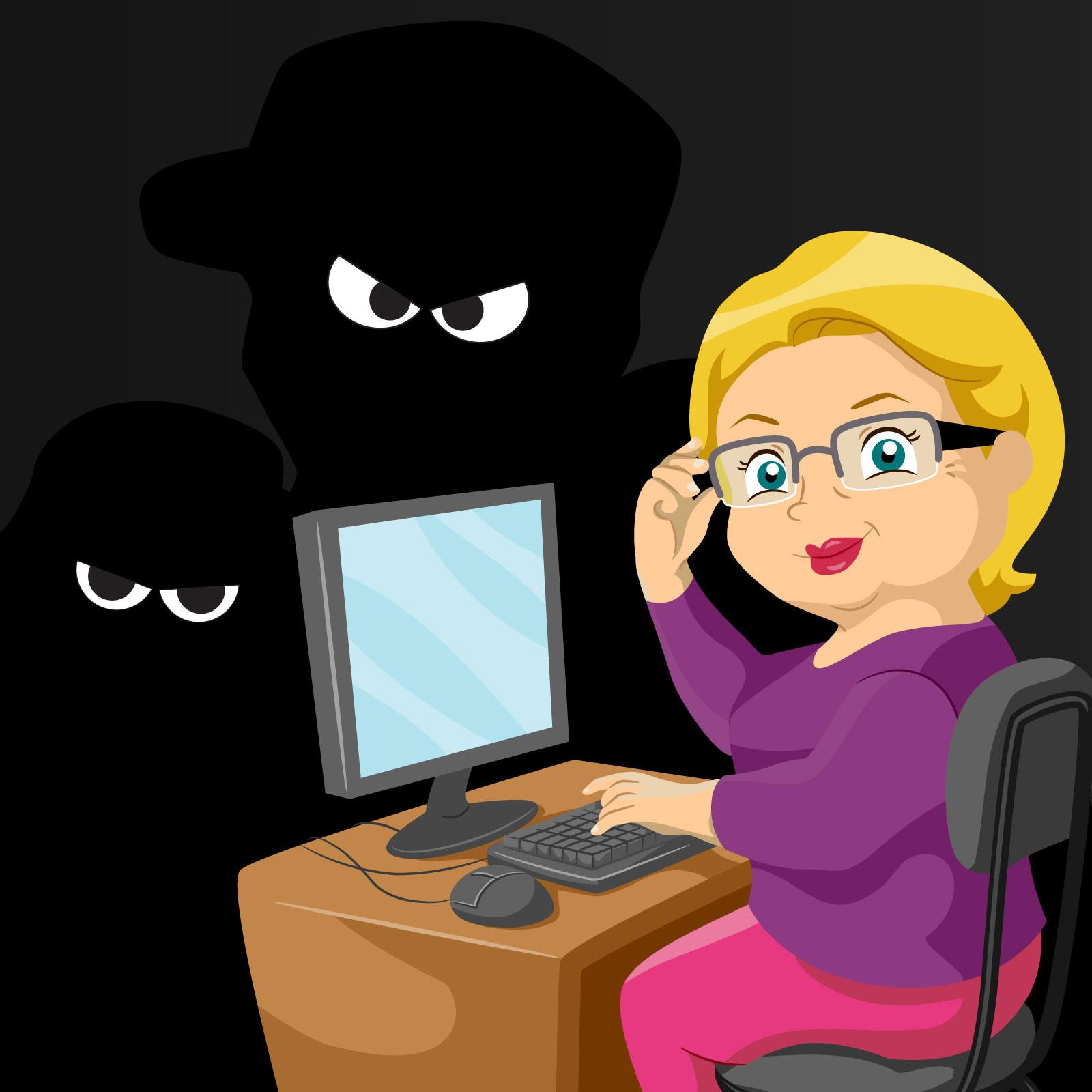 Online Habits of Over-55s