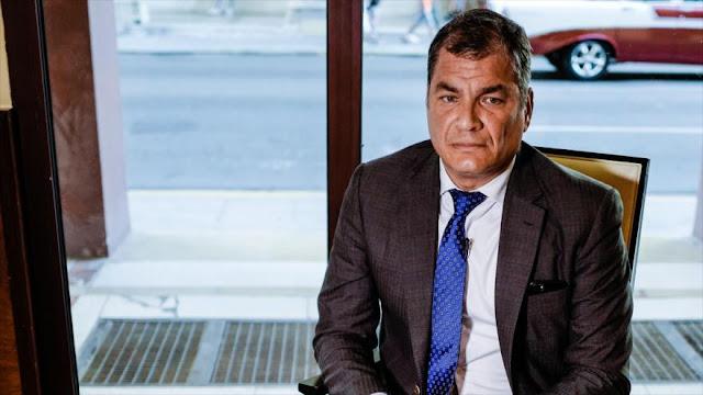 Acusan formalmente a Correa de secuestro de un exdiputado opositor