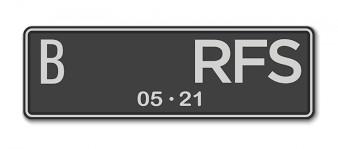 Mobil plat RFS, RFD, menggunakan sirine dan strobo bukan kendaraan prioritas di jalan