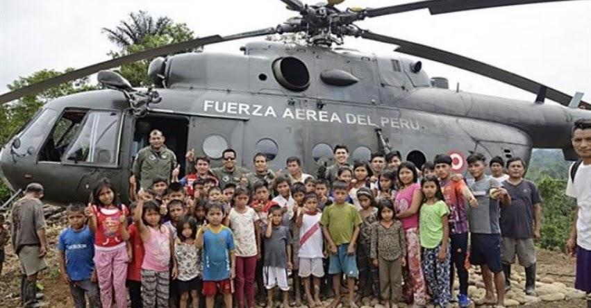 QALI WARMA: Programa social garantiza el desayuno escolar en colegios awajún de la frontera con Ecuador - www.qaliwarma.gob.pe