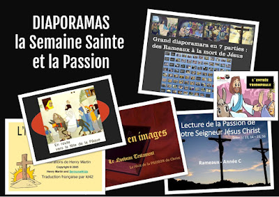 diaporama passion semaine sainte