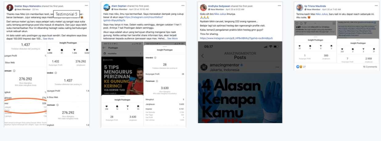 Cara Jualan Promosi Bisnis Dan Mendapatkan Uang Dari Instagram