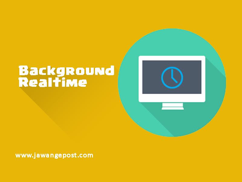 Cara Membuat Warna Background Website Berubah otomatis Mengikuti Waktu
