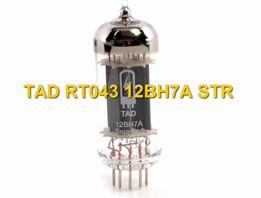 Válvula 12BH7 para Amplificador de Guitarra