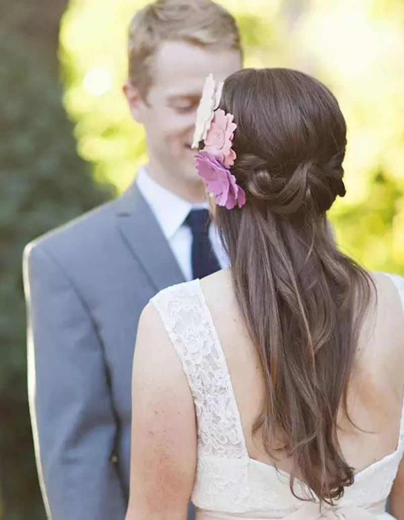The Benefits of Using Hair Masks in the Months Leading Up to Your Wedding
