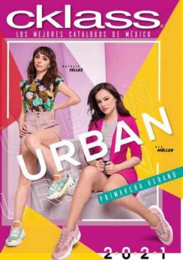 Catalogo Cklass Urban primavera verano 2021