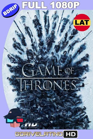 Game of Thrones Temporada 08 BDRip 1080p Latino-Ingles MKV