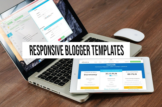 Responsive- Blogger-Templates