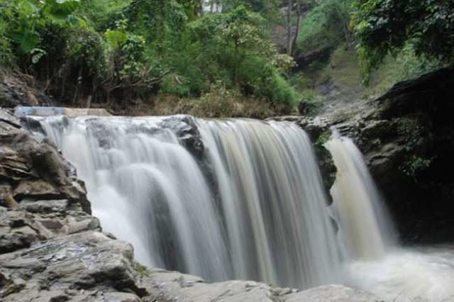 Air Terjun Kabupaten Lahat