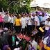 SONIA MATEO,GREGORIO REYES ,SONIA AGUERO Y BIENVENIDO COLON REALIZAN ACTO QUE TERMINA EN CARAVANA