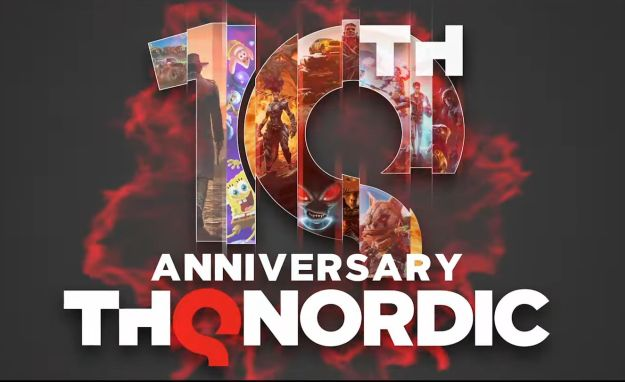 THQ Nordic will announce six new games for its 10th birthday