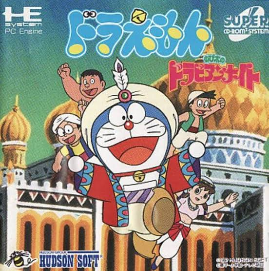 Doraemon The Movie Nobita's Dorabian Nights Images In HD
