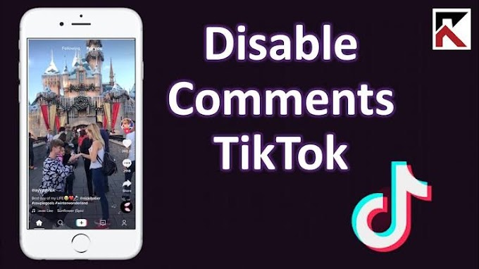 How to Disable Comments on TikTok