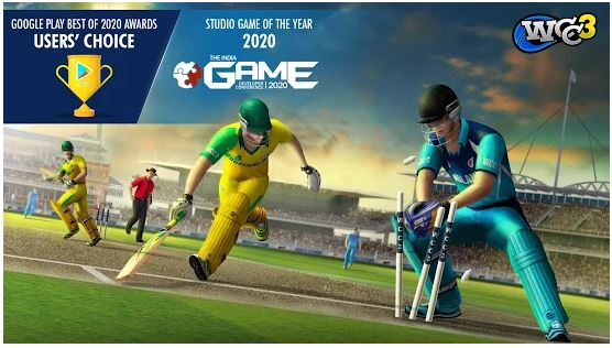 World Cricket Championship 3 is one of the best android cricket games available in the market