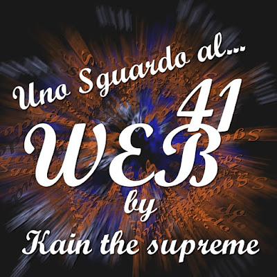 Uno sguardo al #web N° 41