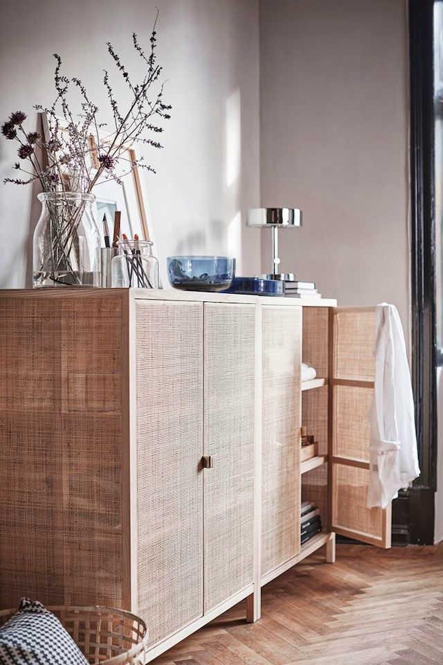colección Ikea Stockholm 2017  aparador