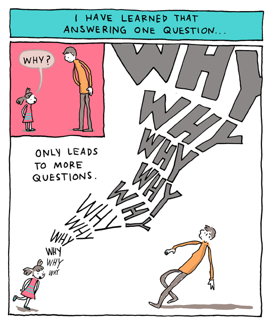 Incidental Comics,: Father's Day by Grant Snider