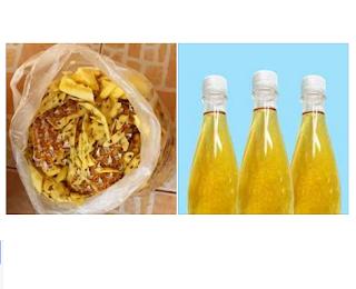 Resepi dan Cara Buat Cider Nanas