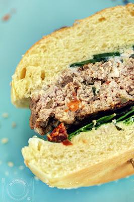 Mediteranski hamburgeri