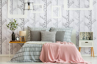 minimalist desain bedroom