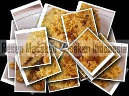 Resep Masakan Ayam Goreng Keremes