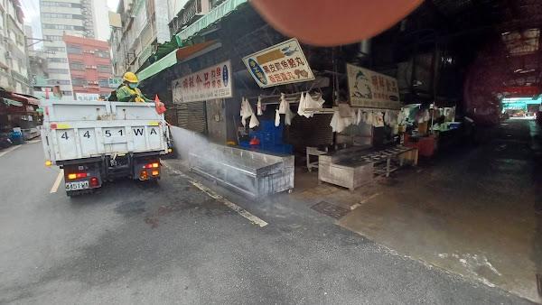 防疫也須防治登革熱 台中市環保局啟動環境大清消