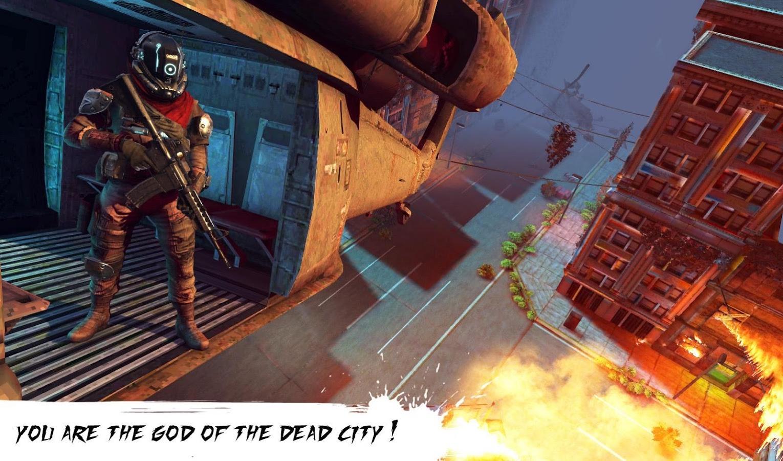 Zombie Reaper 3 MOD APK terbaru