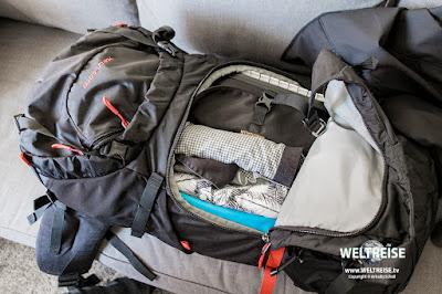 Weltreise-Gepäck www.WELTREISE.tv