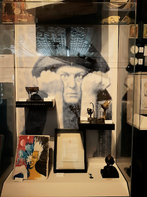 Buckland Museum of Witchcraft and Magick. Cleveland, Ohio. Aleister Crowley. Occult