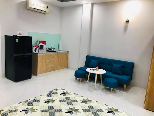 COZY APARTMENT FOR RENT IN THAO DIEN D2