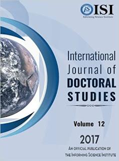 International Journal of Doctoral Studies (IJDS)