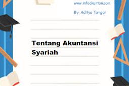 Tentang Akuntansi Syariah