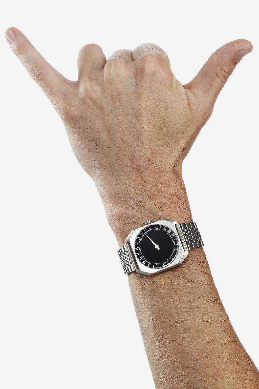 Slow Watch wrist shot