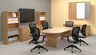 Fashionable Conference Room Furniture