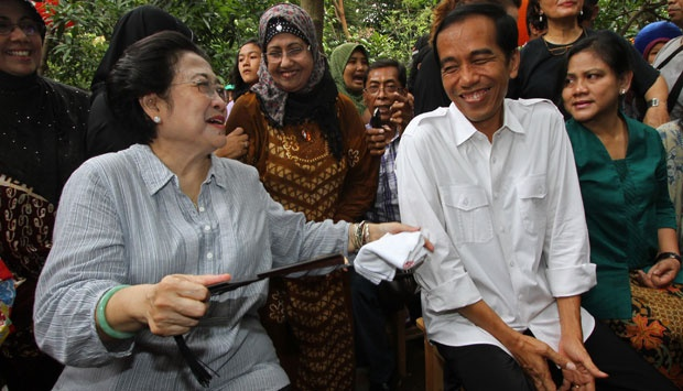 Megawati: Kalau Kalah Tak Perlu Ribut, Ketawa Saja
