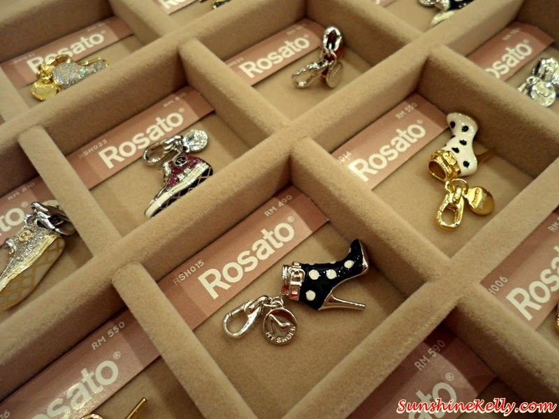 Rosato Unique Charms, Rosato, Italian Charms, charms, italian design, my shoes charms