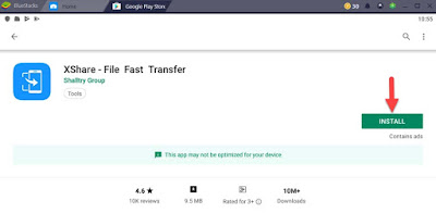 XShare for PC