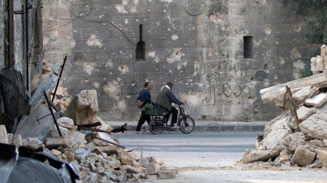 Syria conflict: Assad hopes for 'anti-terror ally' in Trump